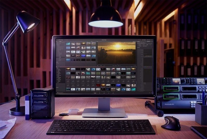 达芬奇调色软件 DaVinci Resolve Studio v16.2.7.8 Win中文版